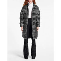 Louis Vuitton Other Plaid Patterns Unisex Blended Fabrics Long Jackets