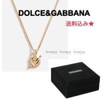 Dolce & Gabbana Heart Necklaces & Chokers