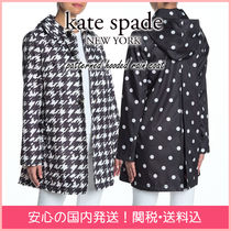 kate spade new york Other Check Patterns Dots Casual Style Medium Outerwear