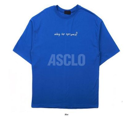 ASCLO More T-Shirts Cotton Short Sleeves Oversized T-Shirts 12