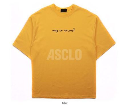 ASCLO More T-Shirts Cotton Short Sleeves Oversized T-Shirts 13
