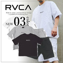 RVCA Street Style Top-bottom sets