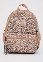 Nike Leopard Patterns Casual Style 3WAY Backpacks