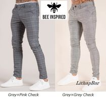 Bee Inspired Clothing Glen Patterns Skinny Fit Pants