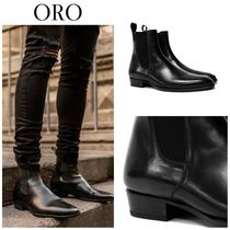 ORO LOS ANGELES Leather Boots
