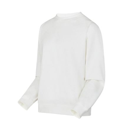 Louis Vuitton Sweatshirts Blended Fabrics Long Sleeves Plain Cotton Sweatshirts 8