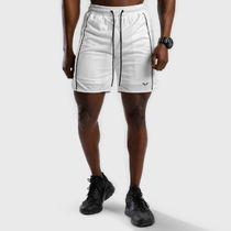 SQUAT WOLF Street Style Joggers Shorts