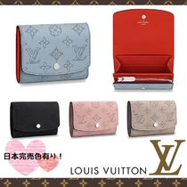 Louis Vuitton MAHINA Folding Wallets