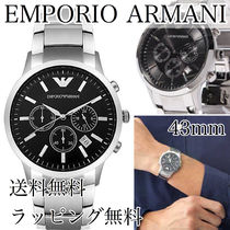 EMPORIO ARMANI Unisex Quartz Watches Analog Watches