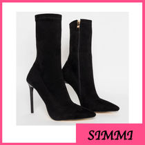 SIMMI Plain Ankle & Booties Boots