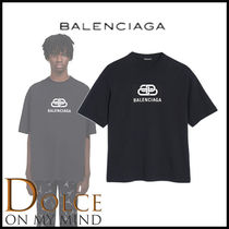 BALENCIAGA Cotton T-Shirts