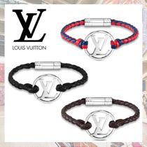 Louis Vuitton Leather Anklets