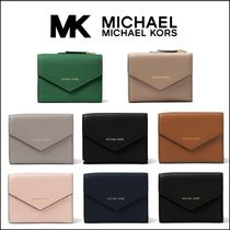 Michael Kors Leather Folding Wallets