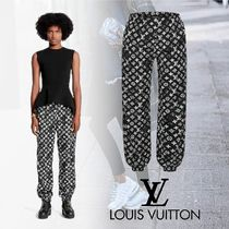 Louis Vuitton Monogram Sweat Sweatpants