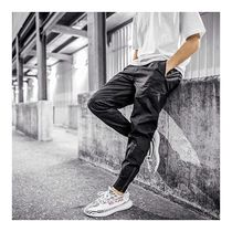 BLACKTAILOR Street Style Plain Cargo Pants