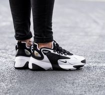 Nike AIR ZOOM Casual Style Low-Top Sneakers