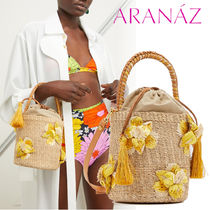 ARANAZ Flower Patterns Tropical Patterns Casual Style