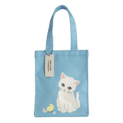 Casual Style Collaboration Totes