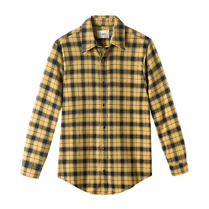 ORO LOS ANGELES Shirts Button-down Long Sleeves Shirts 2