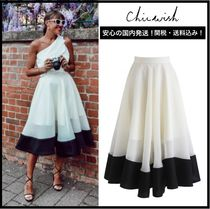 Chicwish Medium Midi Skirts
