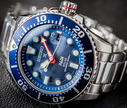 Street Style Collaboration Divers Watches Analog Watches