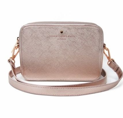 Johnny Loves Rosie Shoulder Bags Casual Style Plain Shoulder Bags