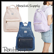 Ron Herman Dots Casual Style Street Style Plain Backpacks