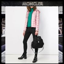 MONCLER Street Style 2WAY Plain Backpacks