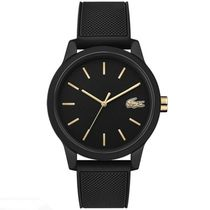 LACOSTE Casual Style Unisex Silicon Round Quartz Watches