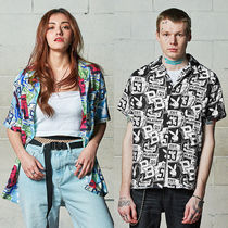 SAINTPAIN Casual Style Unisex Street Style Other Animal Patterns