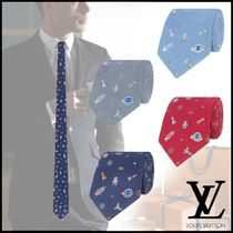 Louis Vuitton Silk Ties