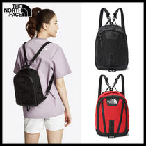 THE NORTH FACE Unisex Street Style Backpacks