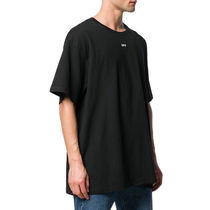 Off-White More T-Shirts Street Style Logo T-Shirts 4