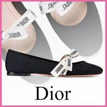 Christian Dior Plain Ballet Shoes