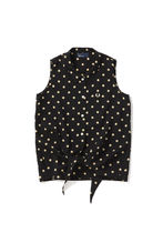 FRED PERRY Dots Street Style Short Sleeves Shirts & Blouses