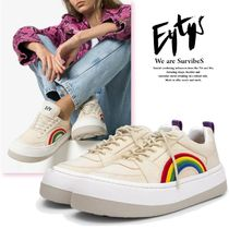 Eytys Casual Style Unisex Street Style Low-Top Sneakers
