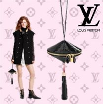 Louis Vuitton Tassel 2WAY Leather Party Bags