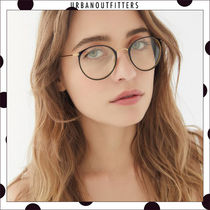 Urban Outfitters Unisex Street Style Collaboration Round Optical Eyewear