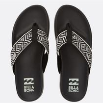 Billabong Flip Flops Flat Sandals