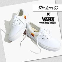 Madewell Plain Low-Top Sneakers