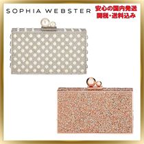 SOPHIA WEBSTER Plain Party Style With Jewels Party Bags