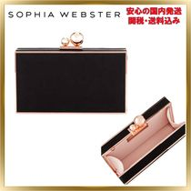 SOPHIA WEBSTER Plain Party Style Party Bags