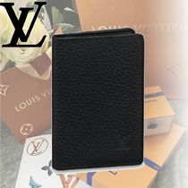 Louis Vuitton TAURILLON Leather Card Holders