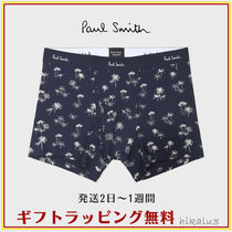 Paul Smith Monogram Cotton Boxer Briefs