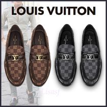 Louis Vuitton DAMIER Major Loafer
