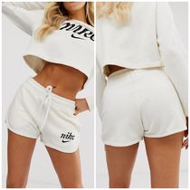 Nike Sweat Street Style Plain Shorts