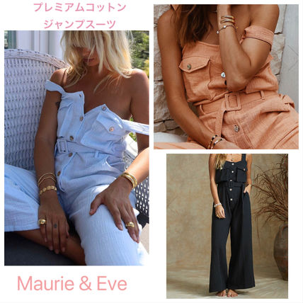 Maurie and Eve Platinum
