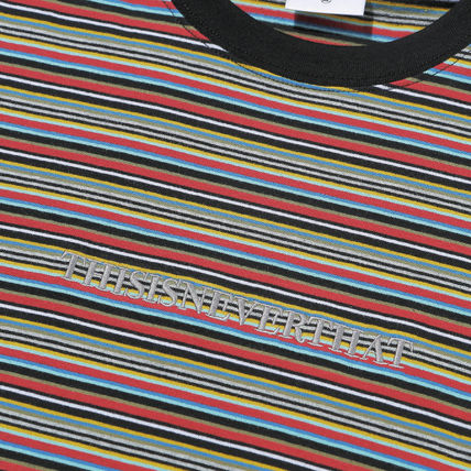 thisisneverthat More T-Shirts Cotton Short Sleeves T-Shirts 4