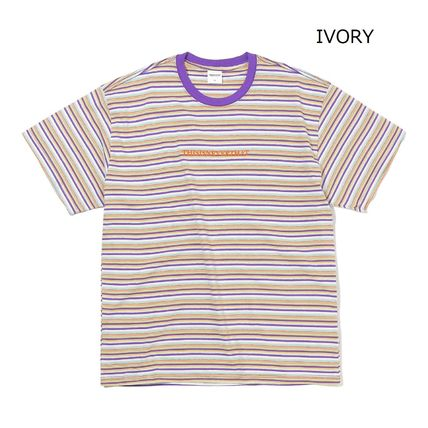 thisisneverthat More T-Shirts Cotton Short Sleeves T-Shirts 8