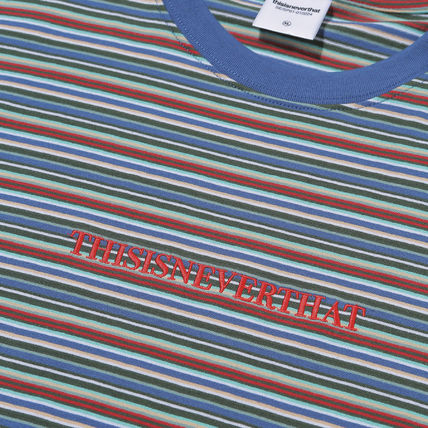 thisisneverthat More T-Shirts Cotton Short Sleeves T-Shirts 16
